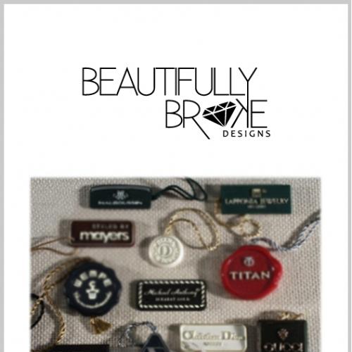 Logo for Beautifully Broke Designs