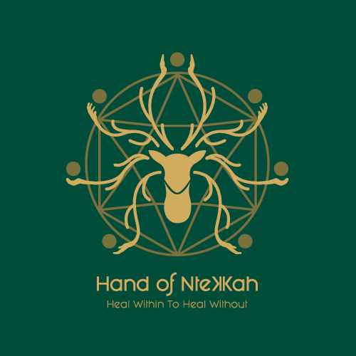 Hand of NteKKah Logo