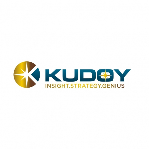 KUDOY ( insight, strategy, and genius) logo