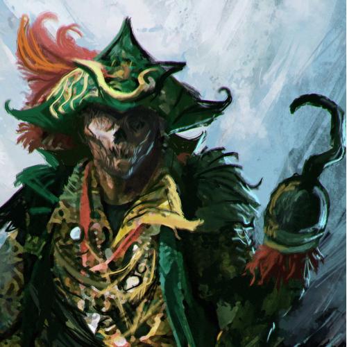 Pirate concept visual