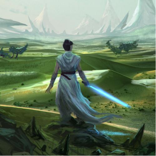Star Wars mock concept