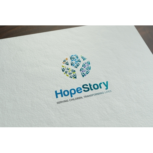 Winning design project for HopeStory