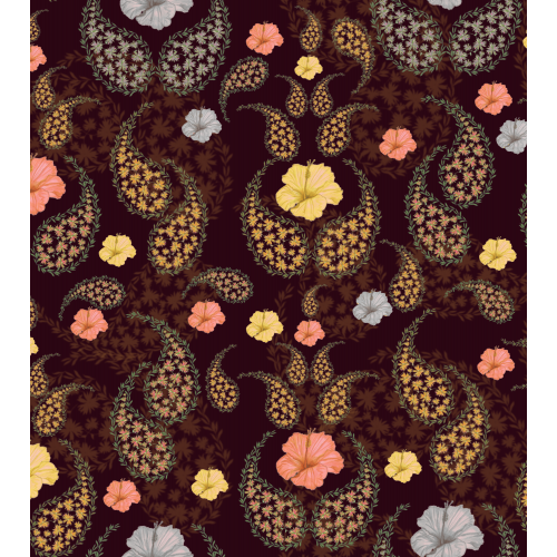 Paisleys pattern design