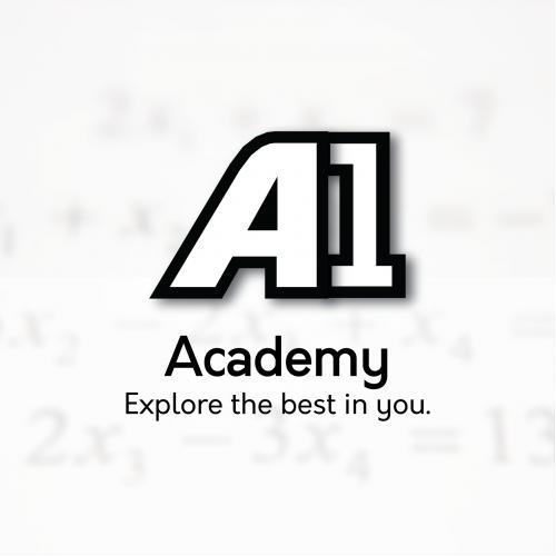 A1 Academy logo