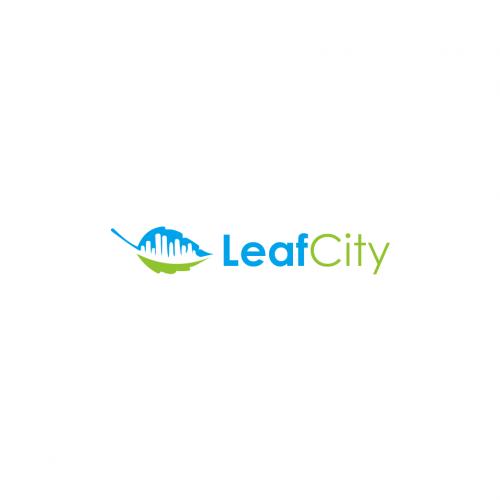 Leaf City Logo