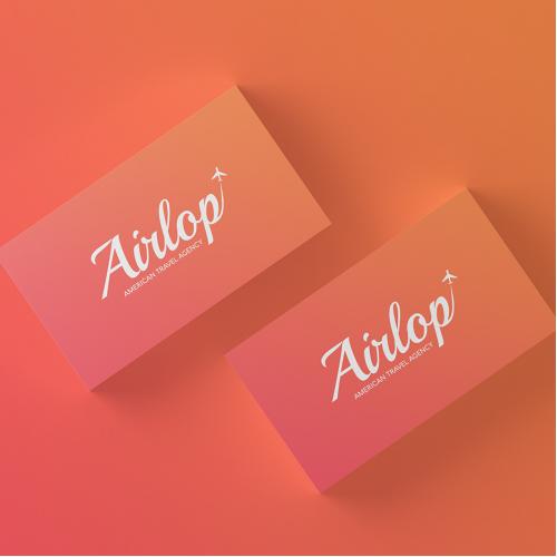 Logo Design for ailop travel