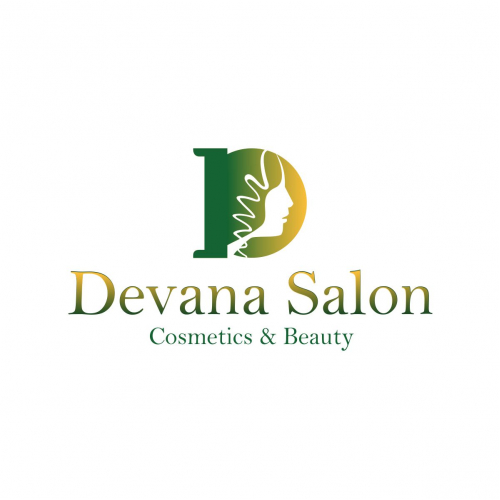 Create a logo design for a hair salon specializing in naturally curly hair.