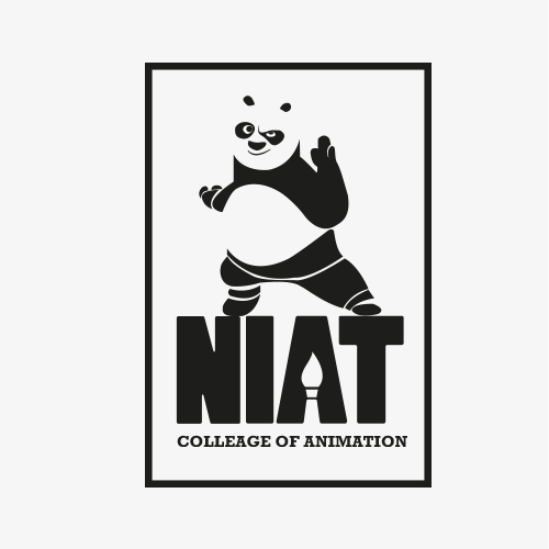 Logo Design For Animation Institution