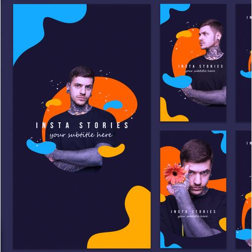 the story ads design