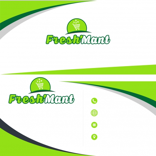 freshmant business card
