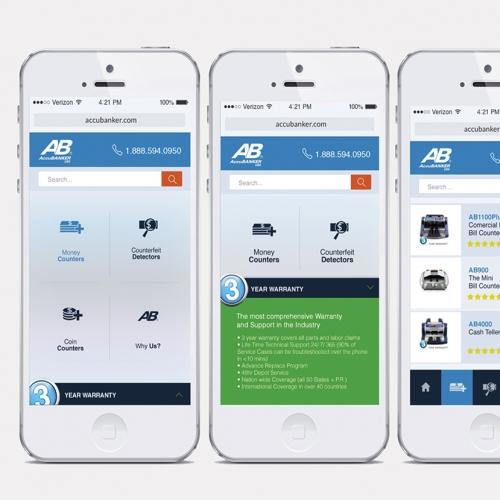 Mobile App Design UI UX
