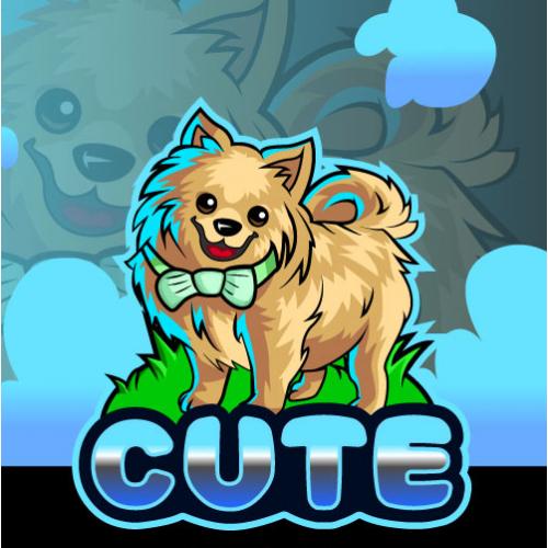 Cute Mascot Logo