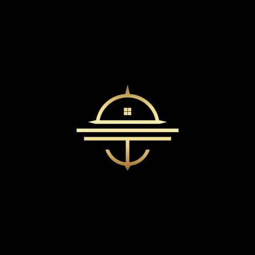 sea sun anchor logo