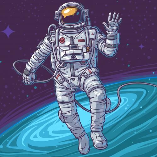 Digital illustration Concept