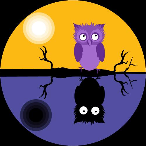 Big Eye Owl