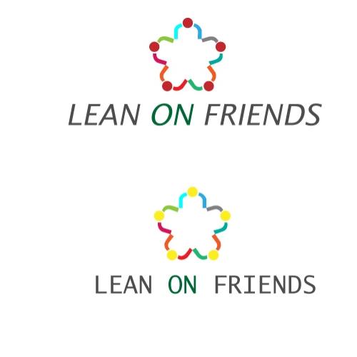 lean on friends