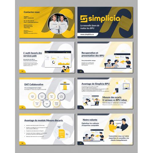 2020 Brochure design