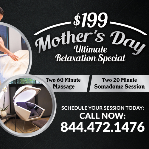 Mother day flyer