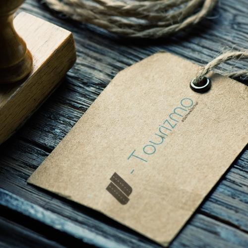 U Tourizmo Logo  Design