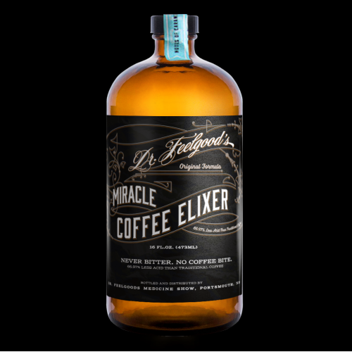 Dr. Feelgood's Miracle Coffee Elixer