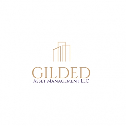 Logo concept for Gilded Asset ManagementLLC