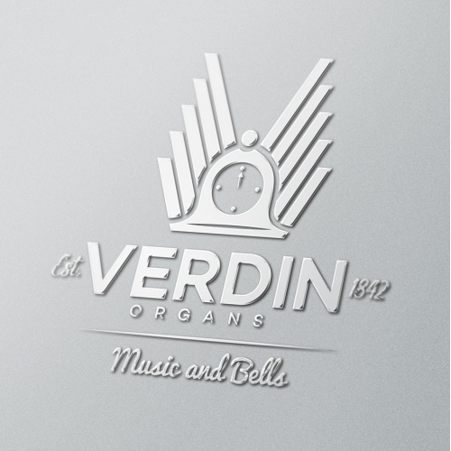 Verdini organs concept logo