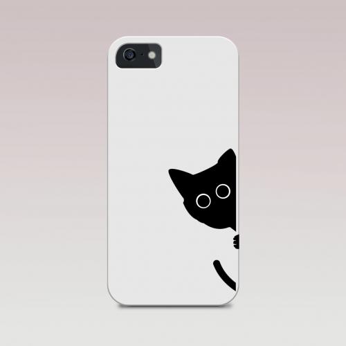 The Peeping Cat