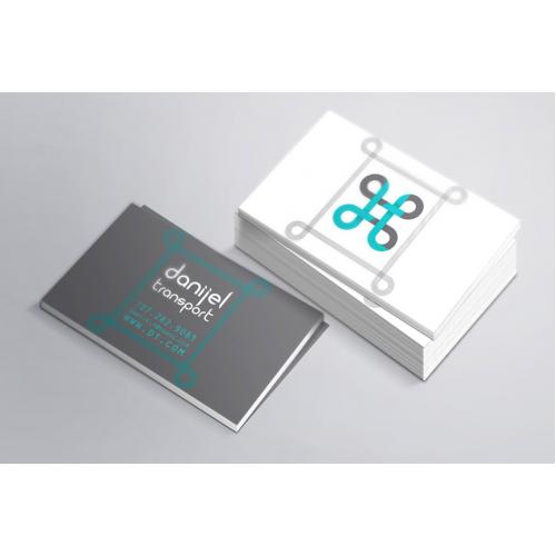 Danijel Transport business card