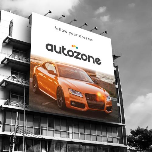Car dealership brand redesign