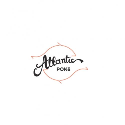 Fish restaurant logo concept proposal