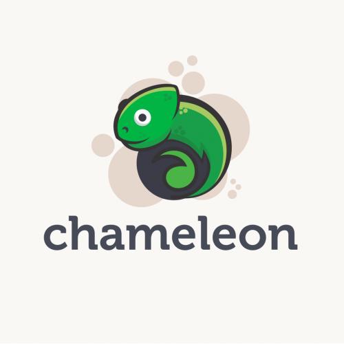 chameleon icon logo