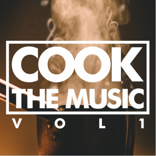 Cook The Music Cover Album