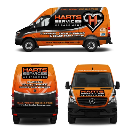 Wrap Design for Hart Services