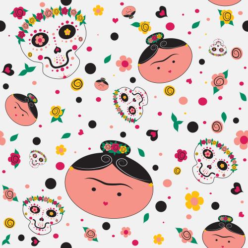 Frida Pattern