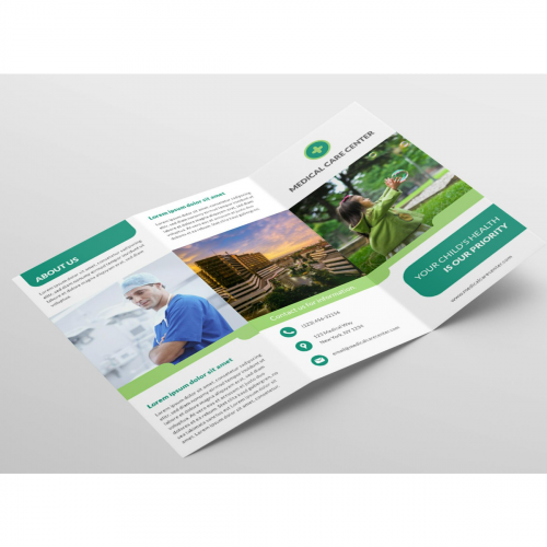 Tri-fold Medical Brochure
