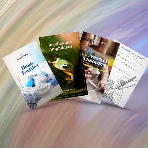 Ebook/Book Cover Design