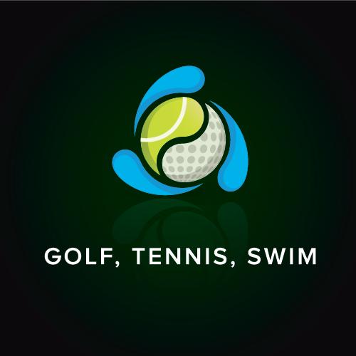 Golf Tennis Swim