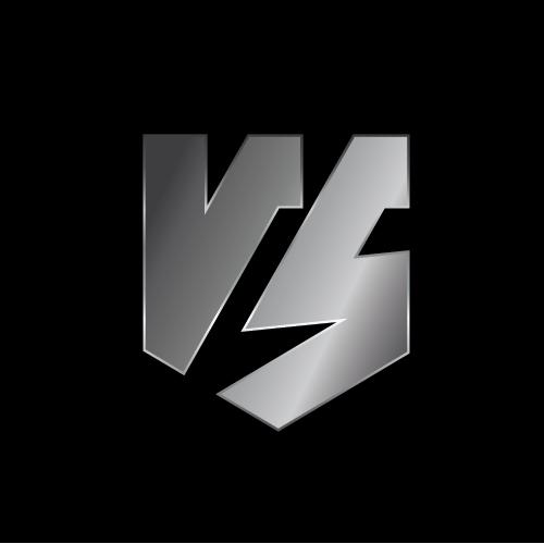 Masculine Monogram Logo