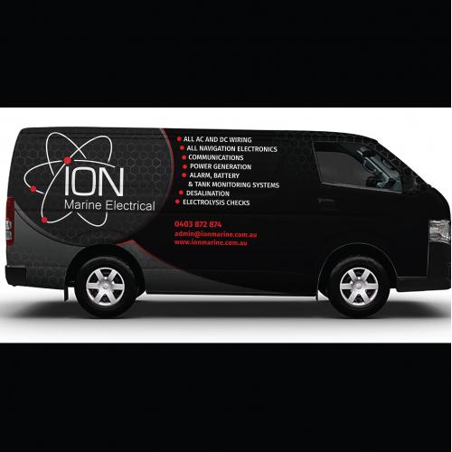 Van warp design