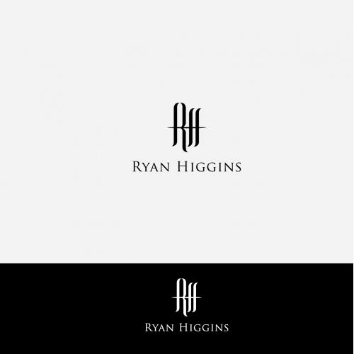 luxury typhography logo design