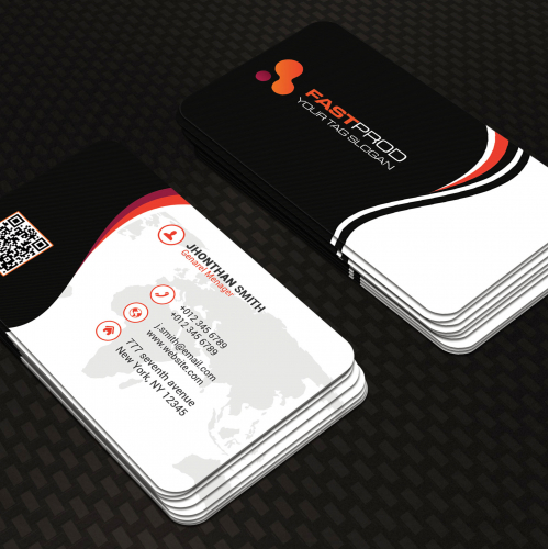 Businss Card Design Template