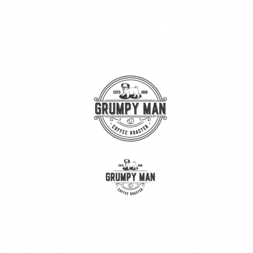 logo coffe shop classic