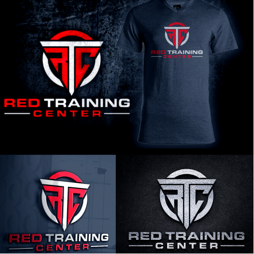 Red Training Center Logo