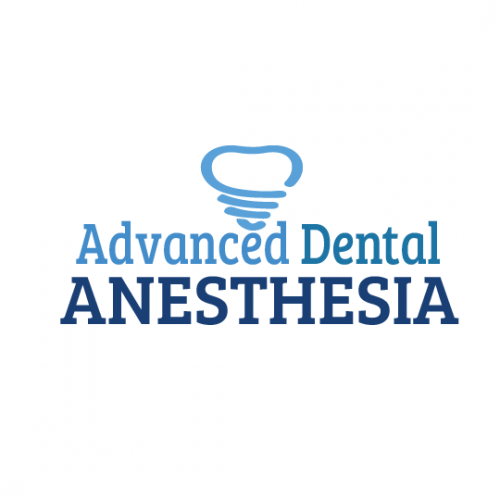 Advanced Dental Anesthesia Logo and Branding