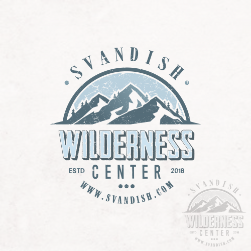 Logo for hiking club WILDERNEES
