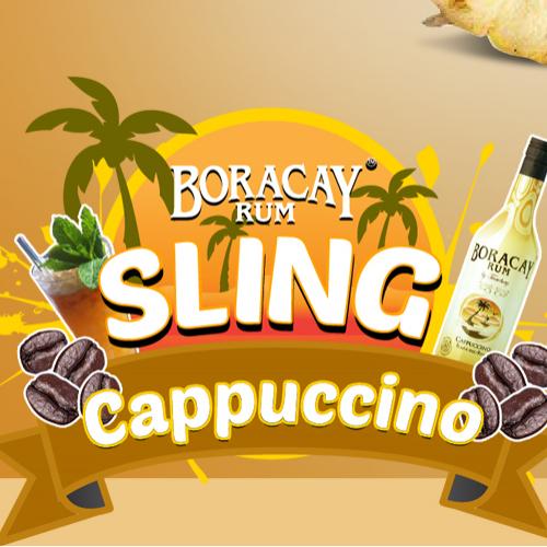Boracay Rum Recipe poster