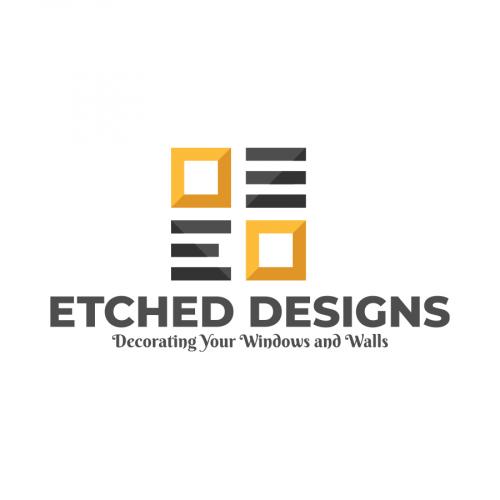 Logo Design Concept for 'Etched Designs'
