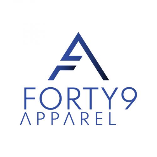 Logo Design Concept for 'Forty9 Apparel'