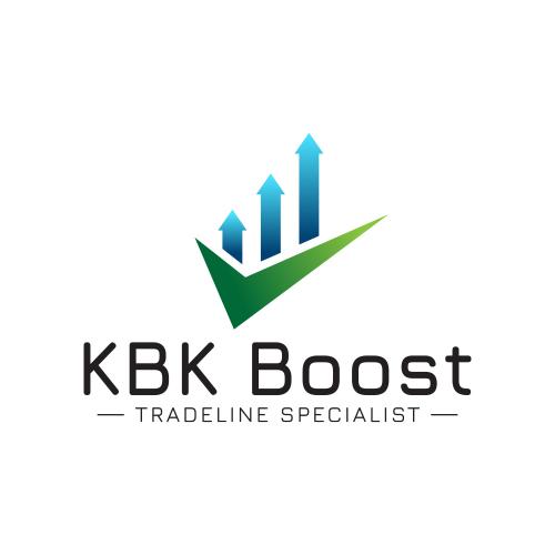 'KBK Boost' Logo Design Concept