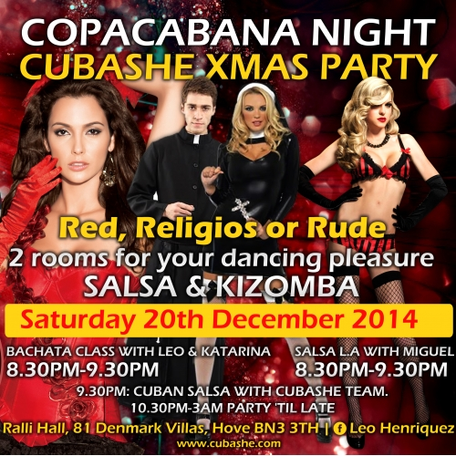 Copacabana Night Party